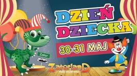 Dino Dzień Dziecka - Zatorland