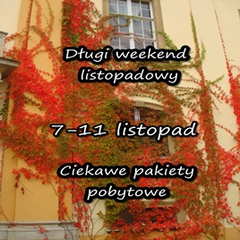 Długi weekend listopada