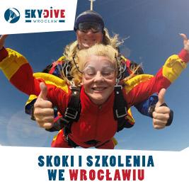 Sky Dive Wrocław