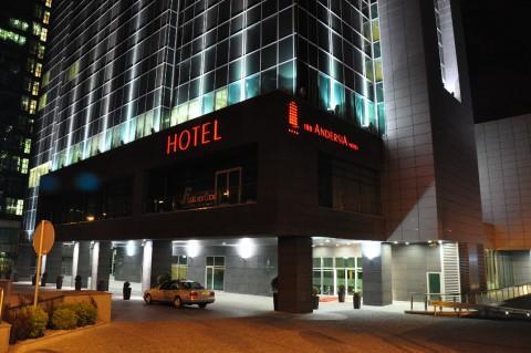 andersia hotel poznań