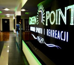 Centrum Sportu i Rekreacji Green Point